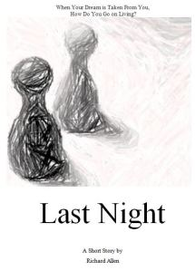 Cover for Last Night